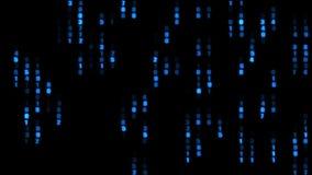Бинарный код иллюстрация вектора