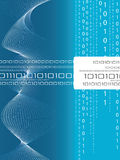 бинарный Код Стоковые Изображения
