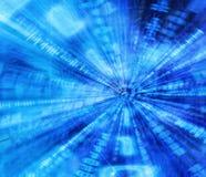бинарный тоннель Стоковое Изображение RF