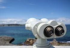 Бинокли на точка зрения Стоковые Фотографии RF