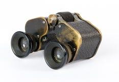 бинокулярная немецкая старая Стоковая Фотография