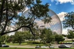 Биосфера, музей окружающей среды Стоковое фото RF