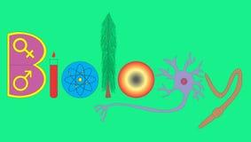 биохимии Стоковые Фото