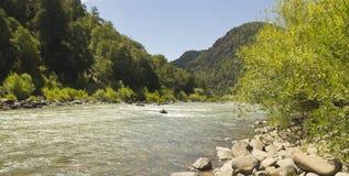 Био био река, Чили стоковые фото