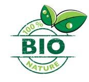 био листья конструкции Стоковое Фото