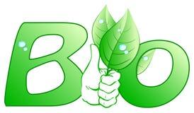 Био листья о'кеы Стоковое Фото