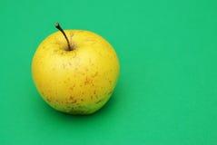 Био яблоко Стоковое Изображение
