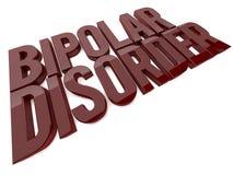 Биполярное расстройство иллюстрация штока
