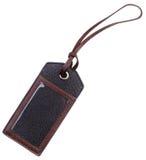 Бирка багажа Стоковая Фотография