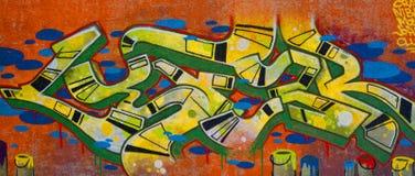 Бирка Монреаля искусства улицы Стоковое Фото