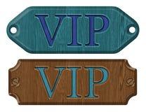 Бирка VIP Стоковые Фото