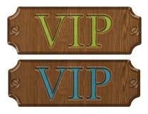 Бирка VIP Стоковое Фото