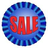 Бирки продажи установили изолированный на белой иллюстрации вектора предпосылки Стоковое Изображение
