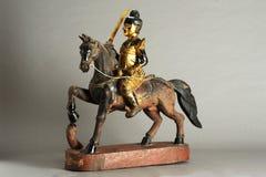 Бирманская статуя Nat Стоковое Фото