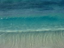 бирюза моря Стоковое Изображение