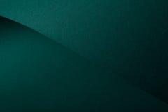 бирюза темноты картона Стоковая Фотография RF