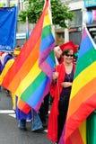бисексуальные голубые учителя lesbian группы Стоковое фото RF