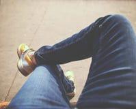 фотографии ног парней