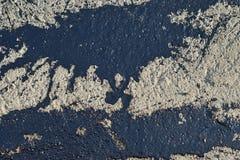 Битумные пятна Стоковое Фото