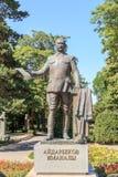 Бишкек, Кыргызстан - 25-ое августа 2016: Imanaliev Aidarbekov 188 Стоковые Фото