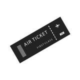 билет Стоковое Изображение