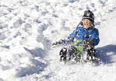 Билли sledge2 Стоковое Изображение