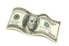 Билл 100 долларов Стоковые Изображения RF