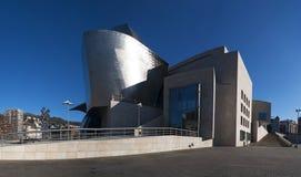 Бильбао, провинция Бискайи, Баскония, Испании, иберийского полуострова, Европы Стоковая Фотография RF