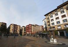Бильбао, провинция Бискайи, Баскония, Испании, иберийского полуострова, Европы Стоковые Изображения