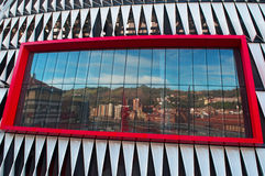 Бильбао, провинция Бискайи, Баскония, Испании, иберийского полуострова, Европы Стоковое Фото