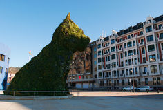 Бильбао, провинция Бискайи, Баскония, Испании, иберийского полуострова, Европы Стоковая Фотография