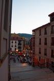 Бильбао, провинция Бискайи, Баскония, Испании, северной Испании, иберийского полуострова, Европы Стоковая Фотография