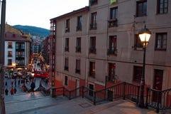 Бильбао, провинция Бискайи, Баскония, Испании, северной Испании, иберийского полуострова, Европы Стоковые Фото