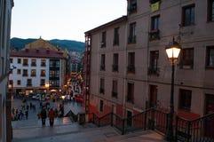 Бильбао, провинция Бискайи, Баскония, Испании, северной Испании, иберийского полуострова, Европы Стоковое Изображение RF