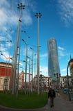 Бильбао, провинция Бискайи, Баскония, Испании, северной Испании, иберийского полуострова, Европы Стоковые Фотографии RF