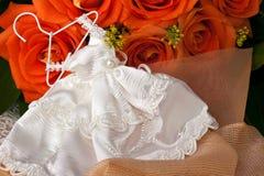 благоволит к померанцовым розам полоть Стоковое Фото