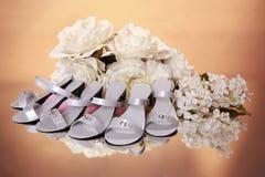 благосклонности wedding Стоковое Изображение
