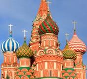 Благословленный собор базилика Стоковое Изображение