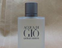 Благоухание Acqua di Gio Стоковая Фотография RF