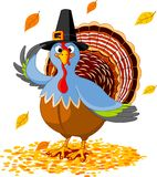Благодарение Турция Стоковое фото RF