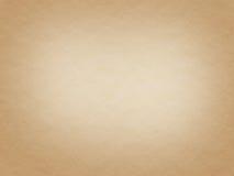 Бледная бумага Brown Стоковая Фотография RF