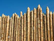 бледнеть деревянный Стоковое Изображение