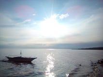 блеск солнца Стоковая Фотография RF