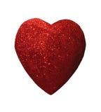 блестящий путь сердца Стоковые Изображения RF