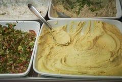 Ближний Восток принимает отсутствующую еду стоковое изображение rf