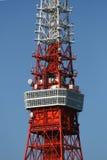 близкая башня токио вверх Стоковые Фото