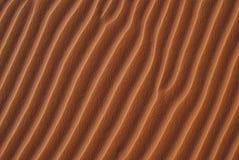 близкая дюна струится вверх Стоковые Изображения