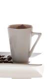 близкая кофейная чашка вверх Стоковые Фотографии RF
