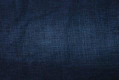 близкая текстура джинсыов вверх Стоковые Фото