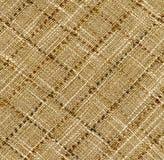 близкая текстура тканья ткани вверх Стоковая Фотография